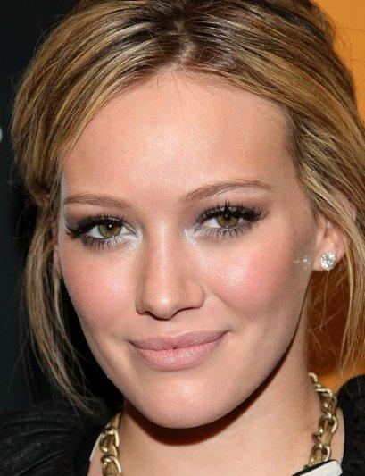 Hilary Duff - Make nude