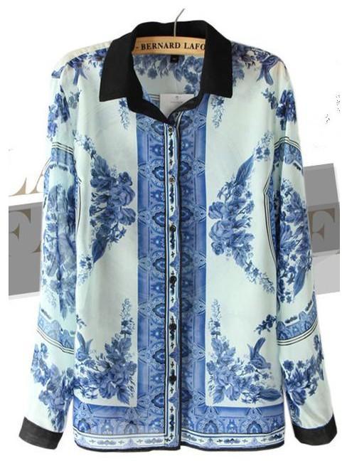 2013-New-fashion-womens-OL-elegant-blue-font-b-chinese-b-font-font-b-porcelain-b
