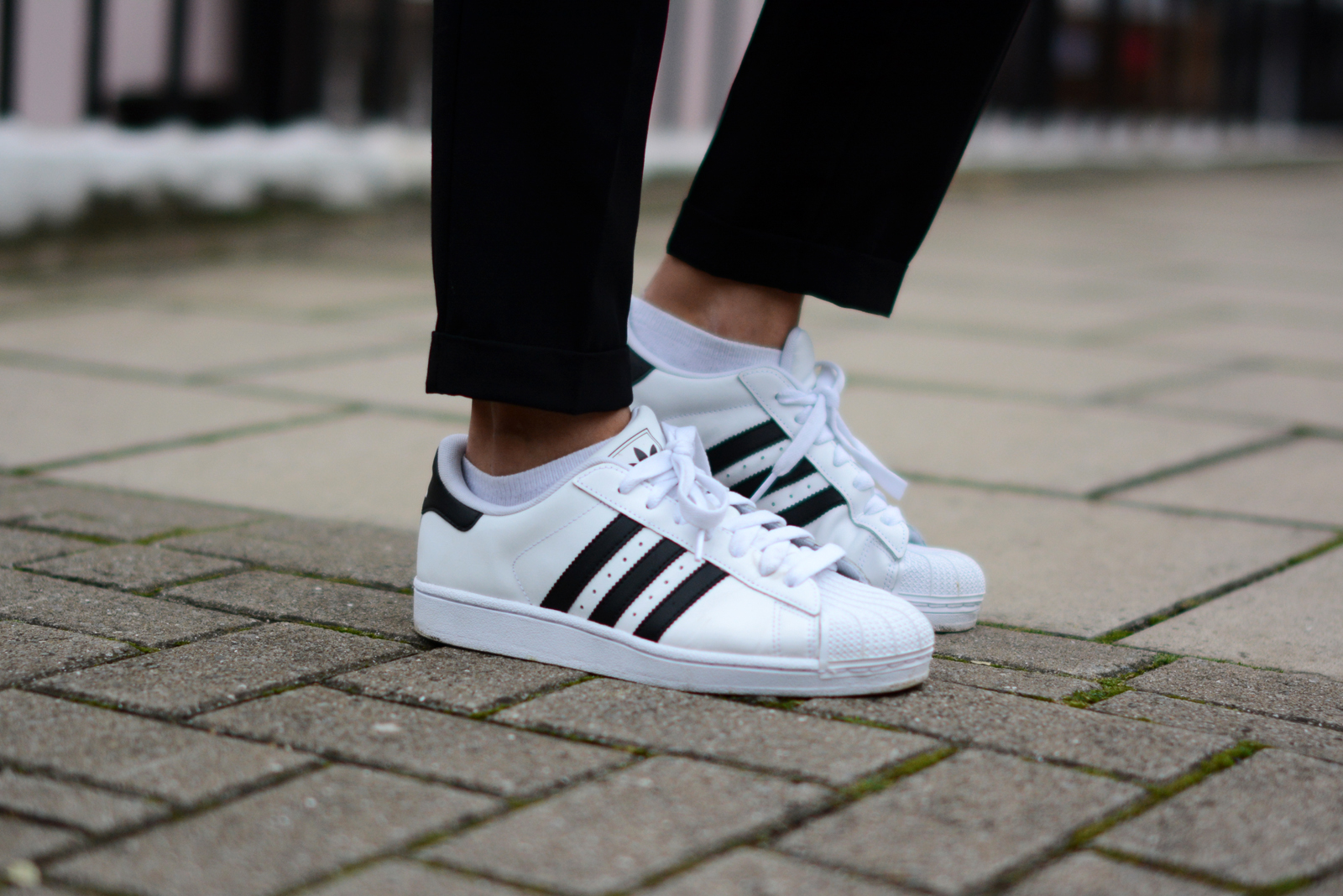 adidas Originals Men's Superstar Foundation Casual